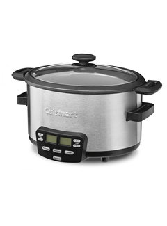 Cuisinart 4 Qt. 3-in-1 Multicooker