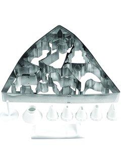 Fox Run Nativity Bake Set