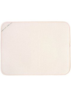 "Fox Run Dish Drying Mat XL Cream, 18"" X 24"""
