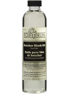 Fox Run Butcher Block Oil - 8 Oz.
