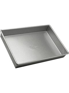 "USA Pan Rectangle Cake Pan, 13"" X 9"" X 2.25"""