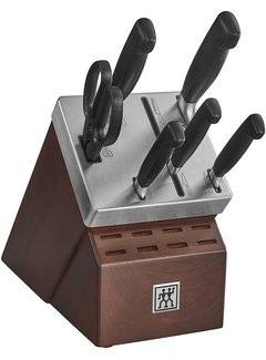 Zwilling J.A. Henckels Four Star 7 Pc. Self Sharpening Block Set