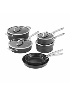 Zwilling Cookware Motion 10 Piece Cookware Set