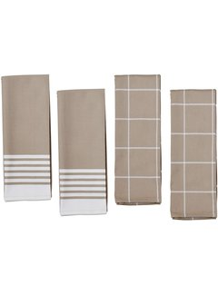 Zwilling Kitchen Towels 4 Pc. Set