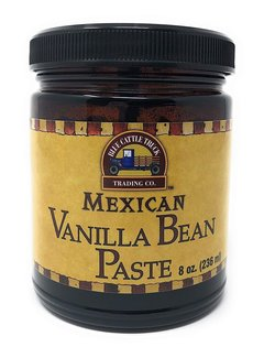 Blue Cattle Truck Mexican Vanilla Bean Paste