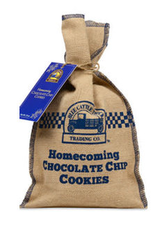 Blue Cattle Truck Homecoming Chocolate Chip Cookies