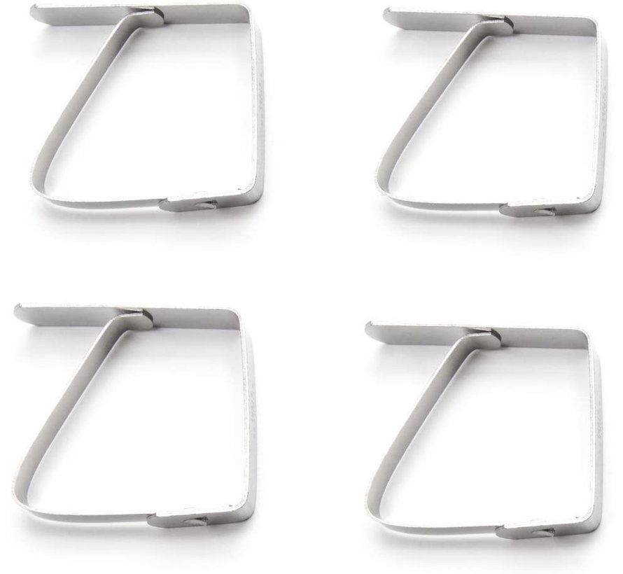 Tablecloth Clips, Set of 4