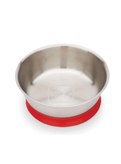 Fox Run Stainless Steel Bowl W/Suction Base