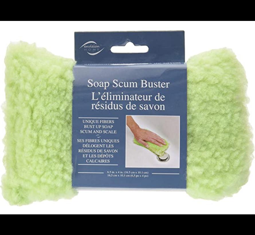 Soap Scum Buster Sponge