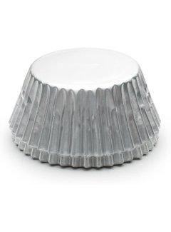 Fox Run Bake Cup Foil Silver 32 Count