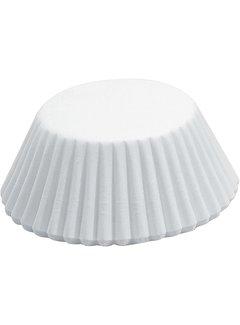 Fox Run Baking Cups, Standard White 50/CT