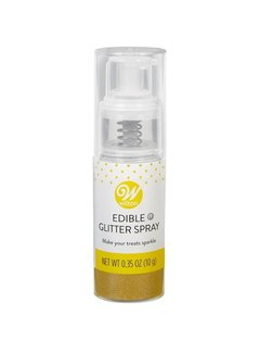 Wilton Glitter Spray Gold