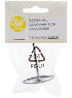 """Wilton Wilton 1.5"""" Flower Nail  #7"""