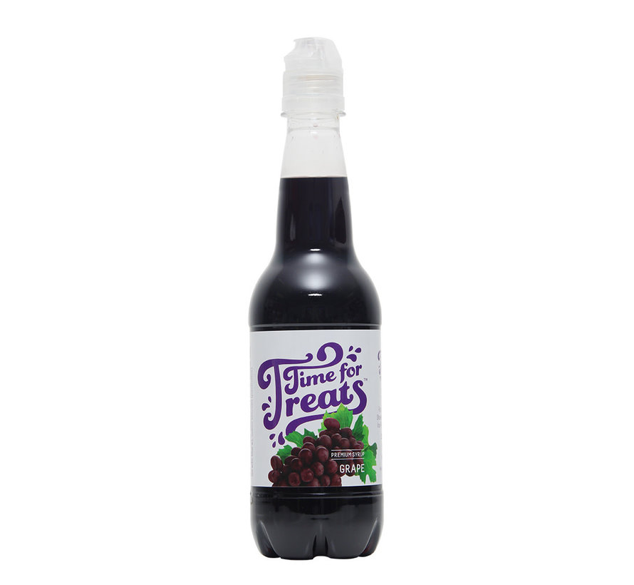 Time for Treats Snow Cone Syrup - Grape