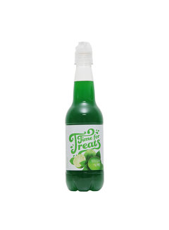 VKP Brands Time for Treats Snow Cone Syrup - Lime