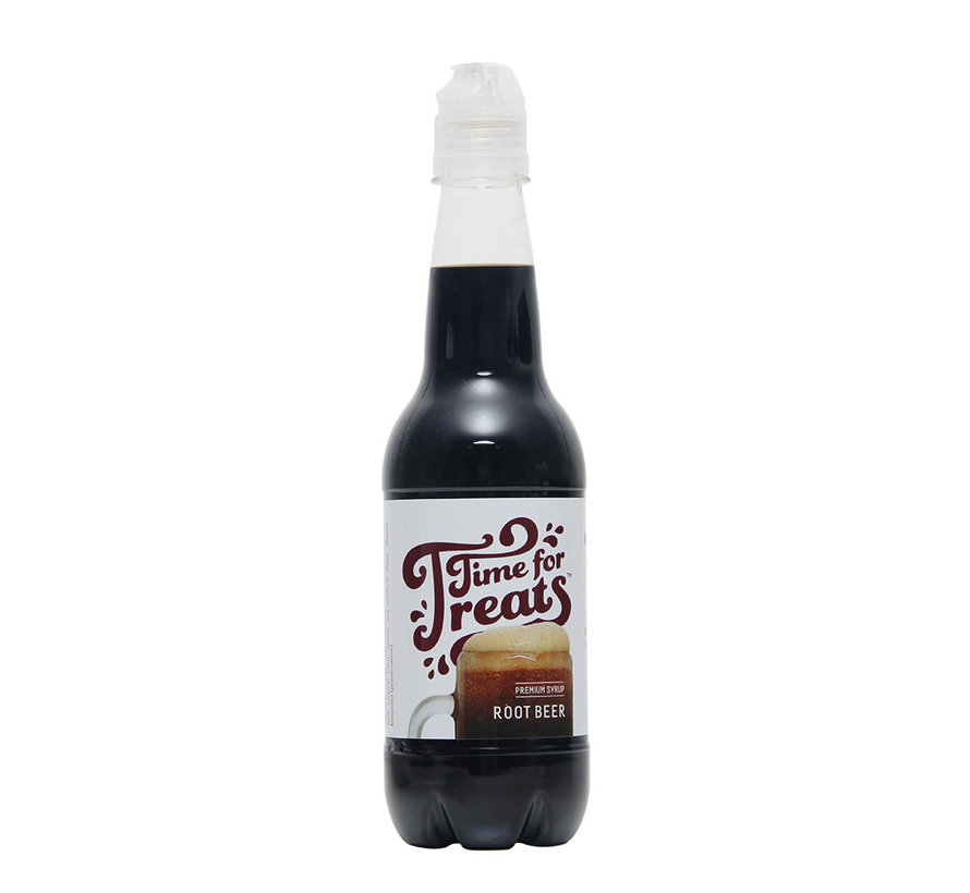 Time for Treats Snow Cone Syrup - Root Beer