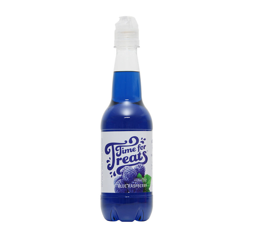 Time for Treats Snow Cone Syrup - Blue Raspberry