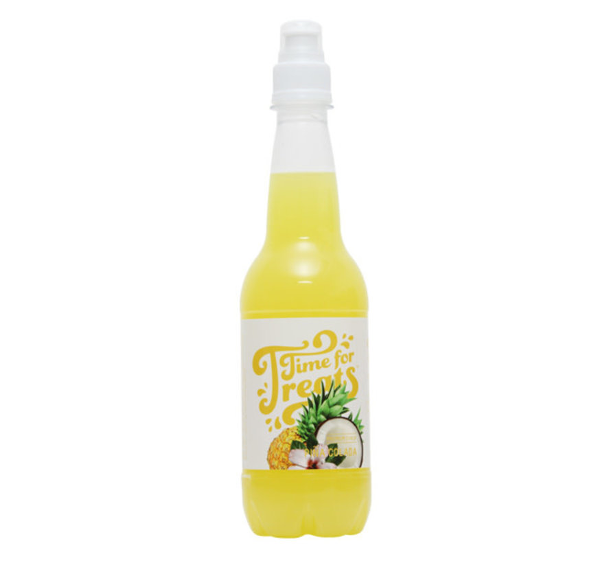 Time for Treats Snow Cone Syrup - Pina Colada