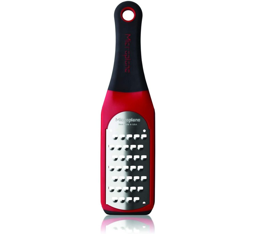 Artisan Extra Coarse Grater - Red