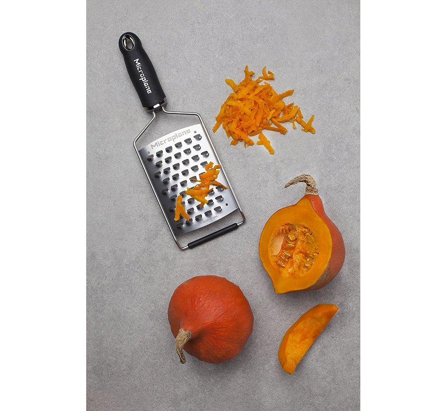 Gourmet Ultra Coarse Grater - Black