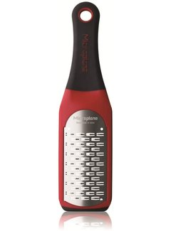Microplane Artisan Ribbon Grater - Red