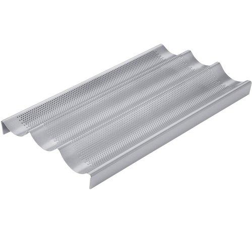 Chicago Metallic Commercial II Nonstick Baguette Pan