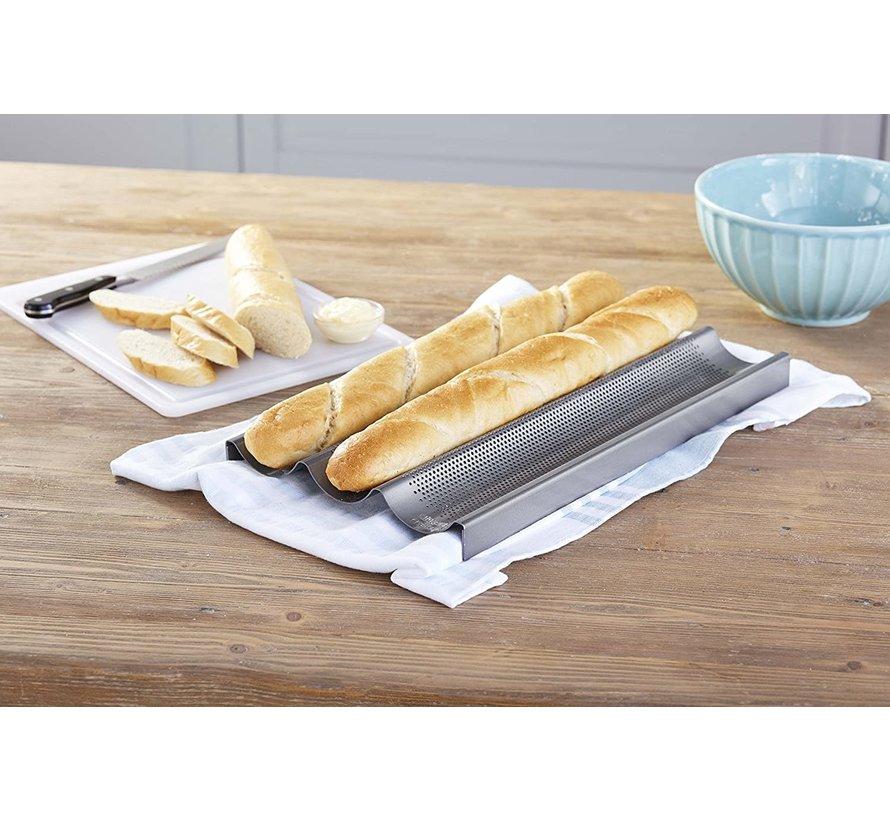 Commercial II Nonstick Baguette Pan