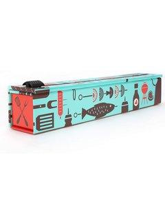 ChicWrap Aluminum Foil Dispenser - BBQ