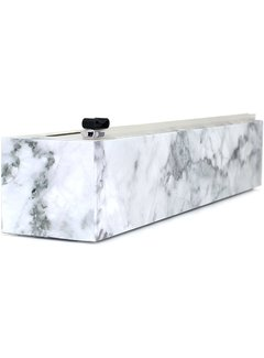ChicWrap Plastic Wrap Dispense - Marble