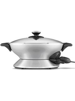 Breville Electric, Stainless Steel Hot Wok™
