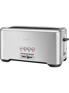 The Bit More™ Toaster 4-Slice Long-Slot