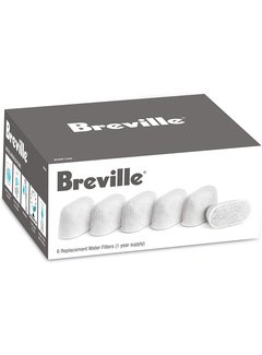 Breville Replacement Charcoal Filters - 6