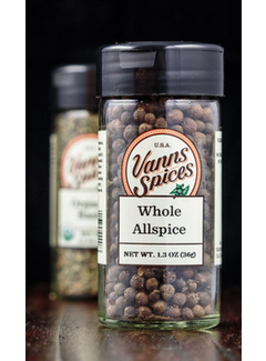 Vanns Spices Whole (Jamaican)