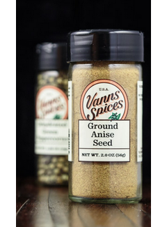 Vanns Spices Anise Seed, Ground