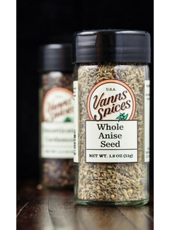 Vanns Spices Anise Seed, Whole