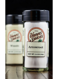 Vanns Spices Arrowroot