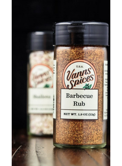 Vanns Spices Barbeque Rub