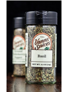 Vanns Spices Basil