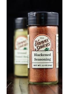 Vanns Spices Blackened Seasoning
