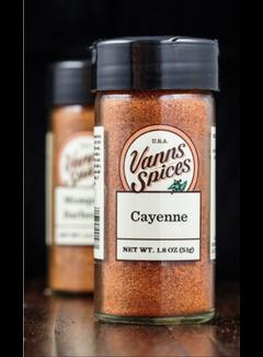 Vanns Spices Cayenne