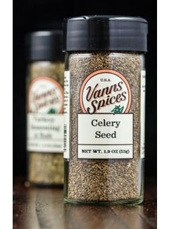 Vanns Spices Celery Seed, Whole