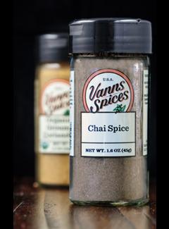 Vanns Spices Chai Spice