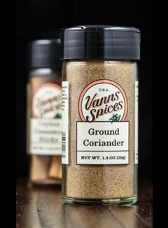 Vanns Spices Coriander, Ground