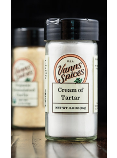 Vanns Spices Cream Of Tartar