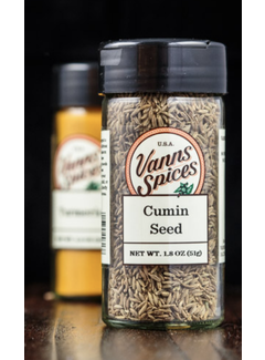 Vanns Spices Cumin Seed