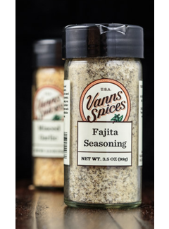 Vanns Spices Fajita Seasoning