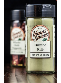 Vanns Spices Gumbo File (Sassafras)