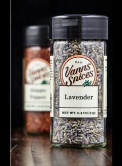 Vanns Spices Lavender