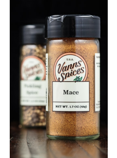 Vanns Spices Mace, Ground