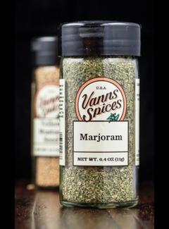 Vanns Spices Marjoram